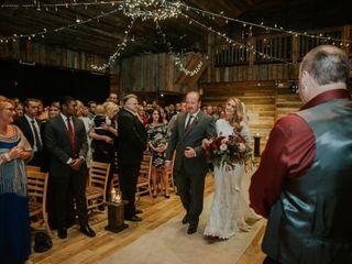 The wedding of Destiny and Sam 3