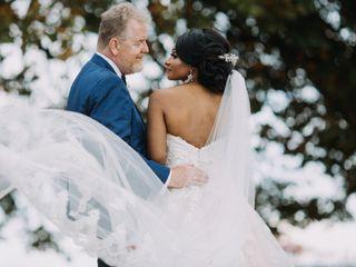 The wedding of Liz and Ian
