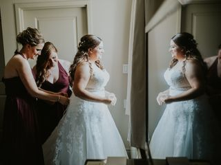 The wedding of Cindy and Derek 2