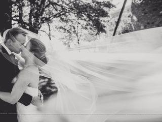 The wedding of Karine and Adam