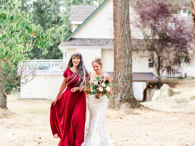 Aureline and Audrey's wedding in Nanaimo, British Columbia 7