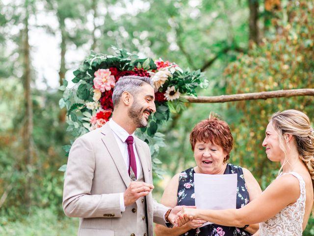 Aureline and Audrey's wedding in Nanaimo, British Columbia 10