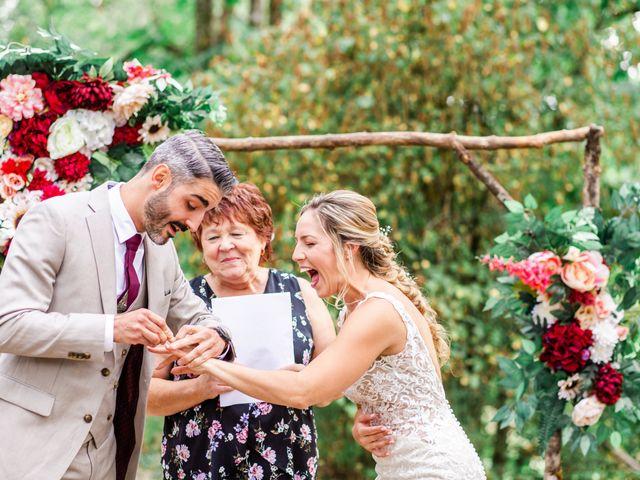 Aureline and Audrey's wedding in Nanaimo, British Columbia 11
