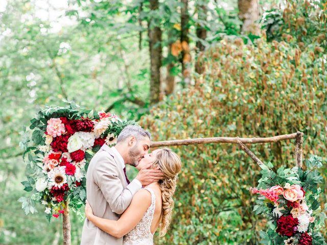 Aureline and Audrey's wedding in Nanaimo, British Columbia 12