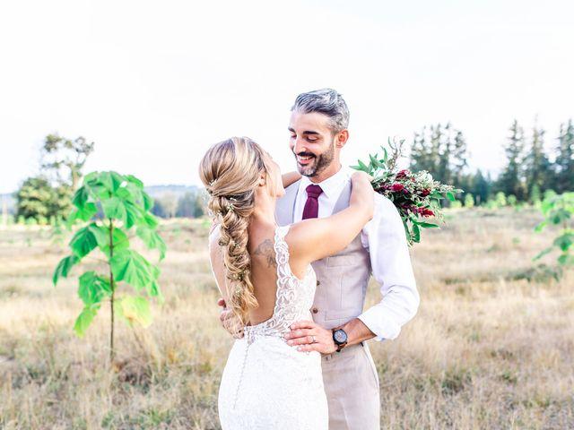 Aureline and Audrey's wedding in Nanaimo, British Columbia 21