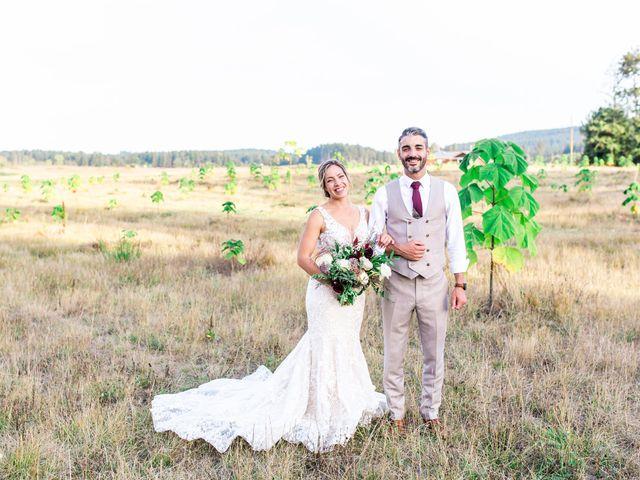 Aureline and Audrey's wedding in Nanaimo, British Columbia 22