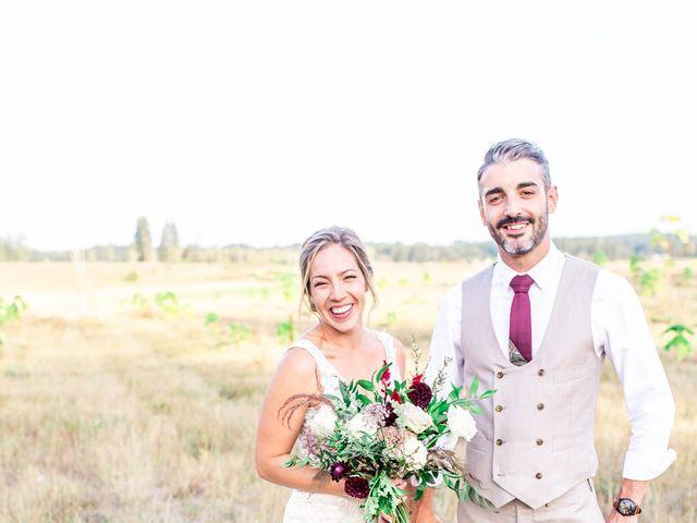 Aureline and Audrey's wedding in Nanaimo, British Columbia 24