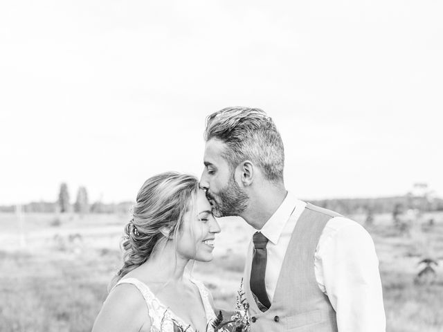 Aureline and Audrey's wedding in Nanaimo, British Columbia 25