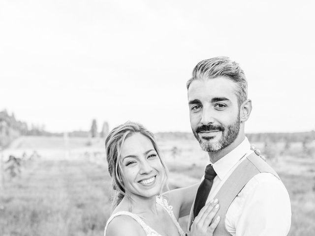 Aureline and Audrey's wedding in Nanaimo, British Columbia 27