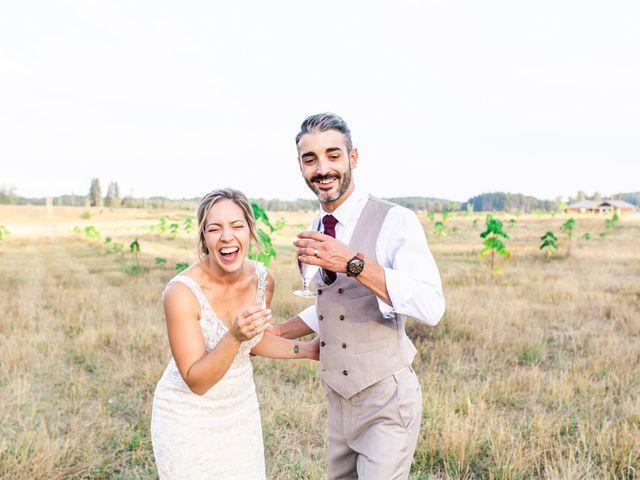 Aureline and Audrey's wedding in Nanaimo, British Columbia 29
