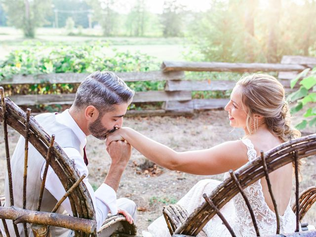 Aureline and Audrey's wedding in Nanaimo, British Columbia 35