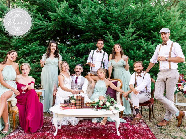 Aureline and Audrey's wedding in Nanaimo, British Columbia 36