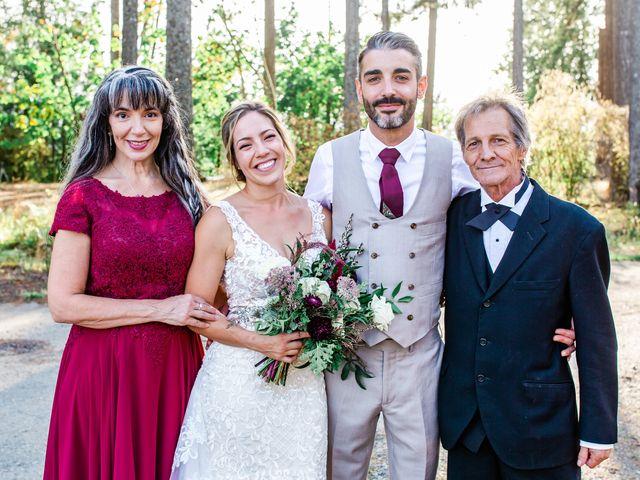 Aureline and Audrey's wedding in Nanaimo, British Columbia 38