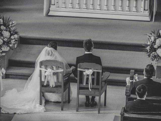 Adam and Karine's wedding in Beaconsfield, Quebec 3