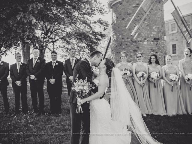 Adam and Karine's wedding in Beaconsfield, Quebec 5