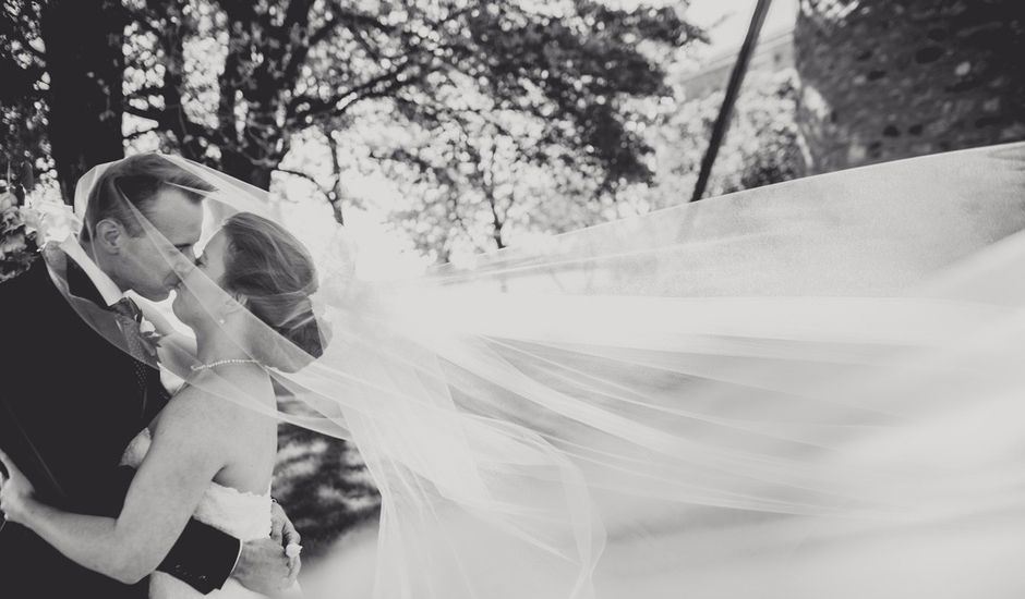 Adam and Karine's wedding in Beaconsfield, Quebec