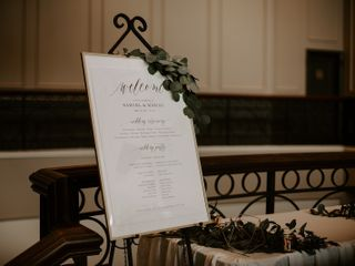 The wedding of Mariah and Sam 2