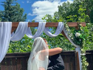 The wedding of Vanessa and Ian 2