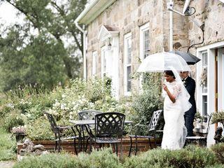 The wedding of Manal and Jon