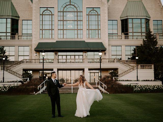 The wedding of Mariah and Sam