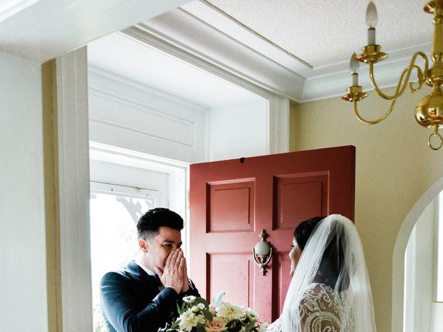 Jon and Manal's wedding in Cambridge, Ontario 11