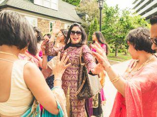 The wedding of Asmita and Gaurav 2
