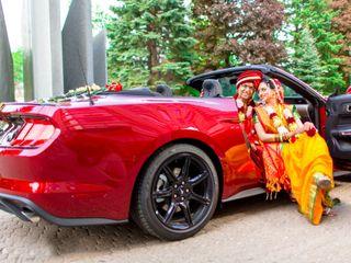 The wedding of Asmita and Gaurav