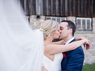 The wedding of Beth and Cody
