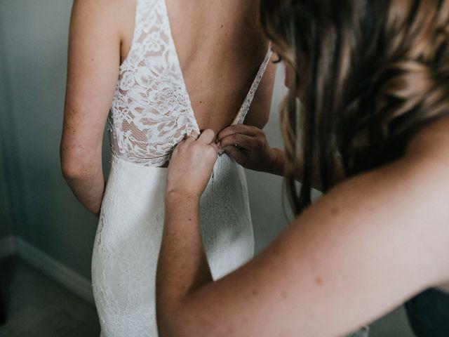 Travis and Alexandra's wedding in Port Elgin, Ontario 11