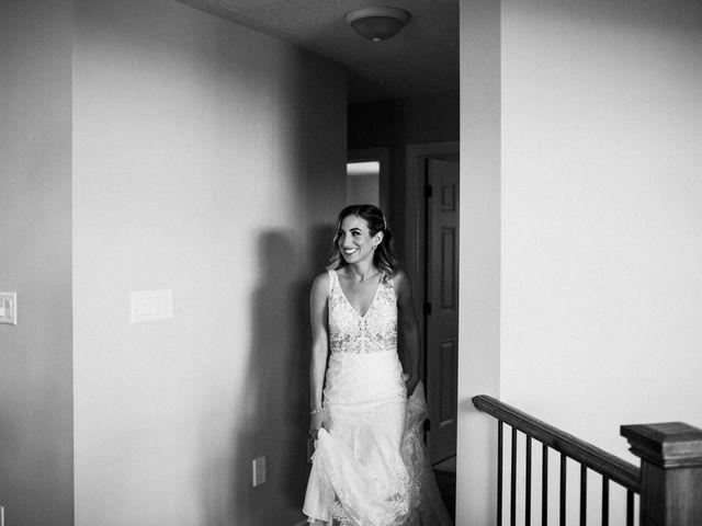 Travis and Alexandra's wedding in Port Elgin, Ontario 8