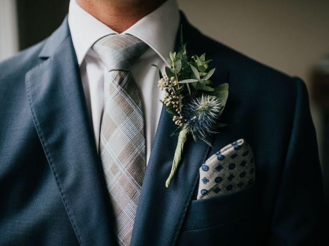Travis and Alexandra's wedding in Port Elgin, Ontario 3