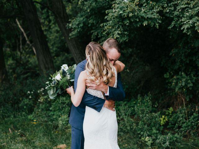 Travis and Alexandra's wedding in Port Elgin, Ontario 26