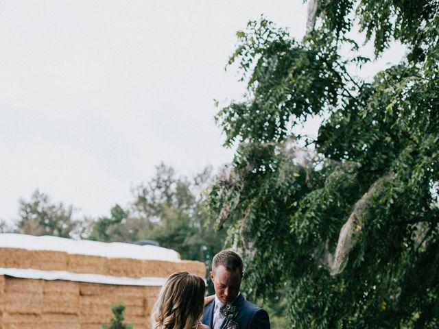 Travis and Alexandra's wedding in Port Elgin, Ontario 25