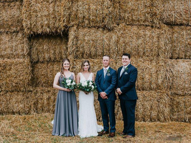 Travis and Alexandra's wedding in Port Elgin, Ontario 24