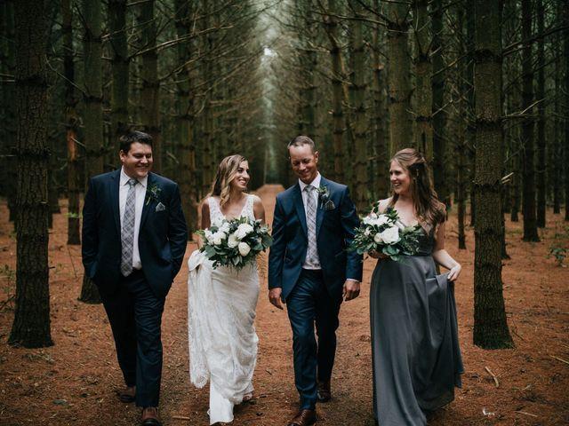 Travis and Alexandra's wedding in Port Elgin, Ontario 23