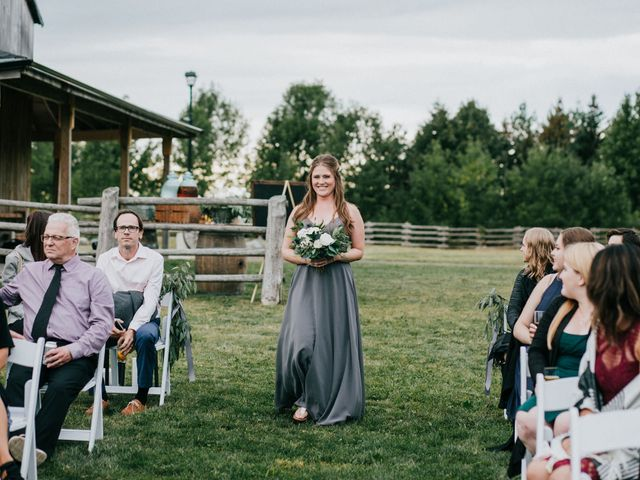 Travis and Alexandra's wedding in Port Elgin, Ontario 40