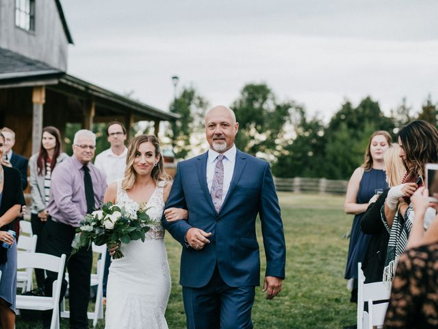 Travis and Alexandra's wedding in Port Elgin, Ontario 39