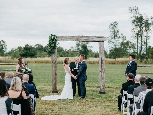 Travis and Alexandra's wedding in Port Elgin, Ontario 38