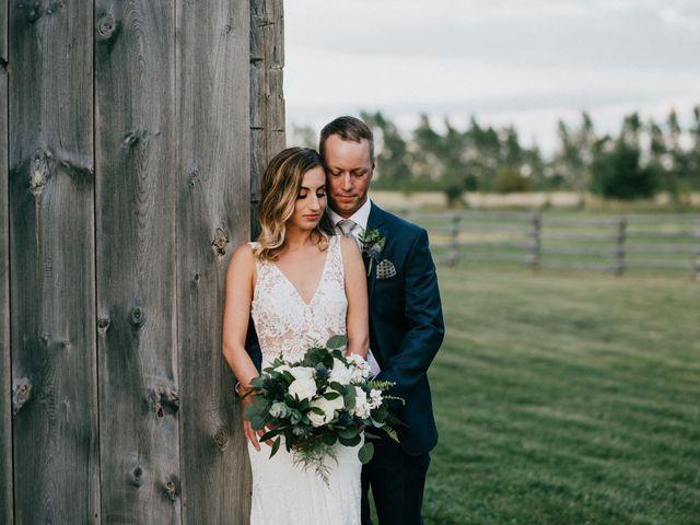 Travis and Alexandra's wedding in Port Elgin, Ontario 35