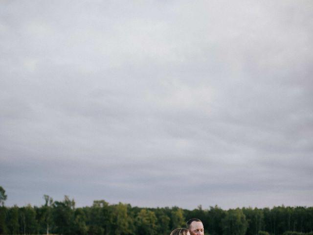 Travis and Alexandra's wedding in Port Elgin, Ontario 34