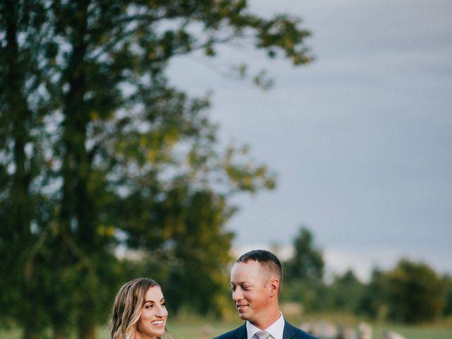 Travis and Alexandra's wedding in Port Elgin, Ontario 33
