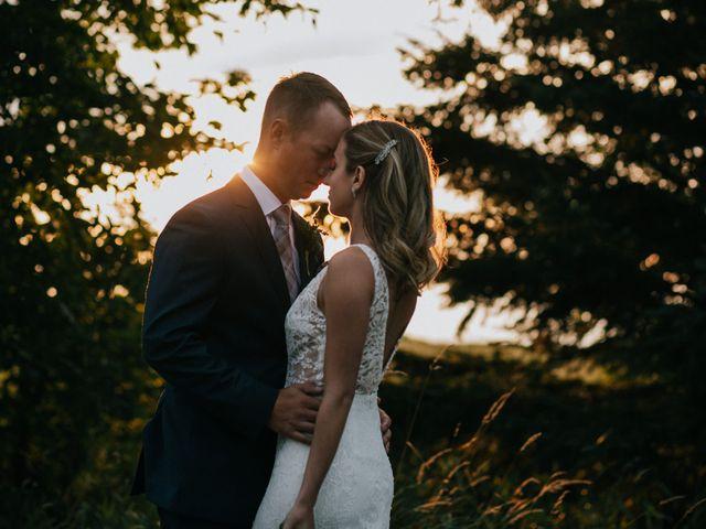 Travis and Alexandra's wedding in Port Elgin, Ontario 30