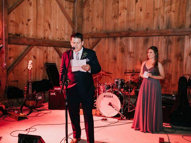 Travis and Alexandra's wedding in Port Elgin, Ontario 54