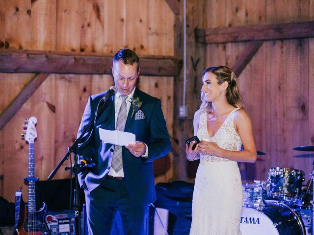 Travis and Alexandra's wedding in Port Elgin, Ontario 52