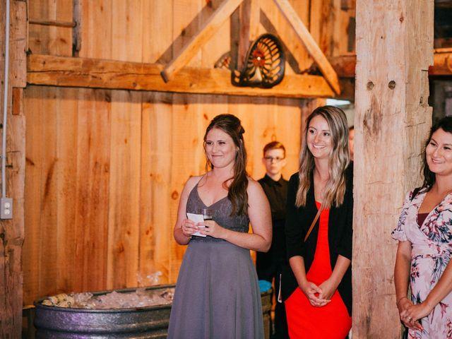 Travis and Alexandra's wedding in Port Elgin, Ontario 51