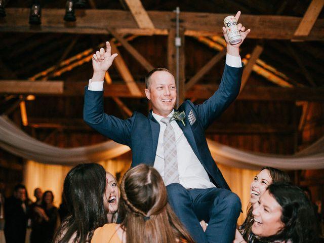 Travis and Alexandra's wedding in Port Elgin, Ontario 49