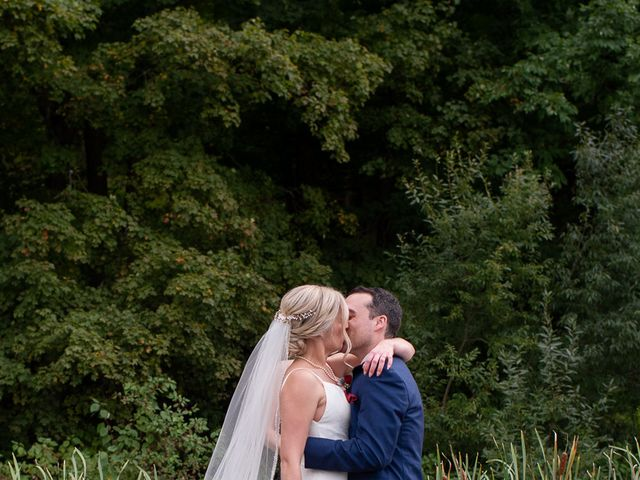 Cody and Beth's wedding in Jordan Station, Ontario 24
