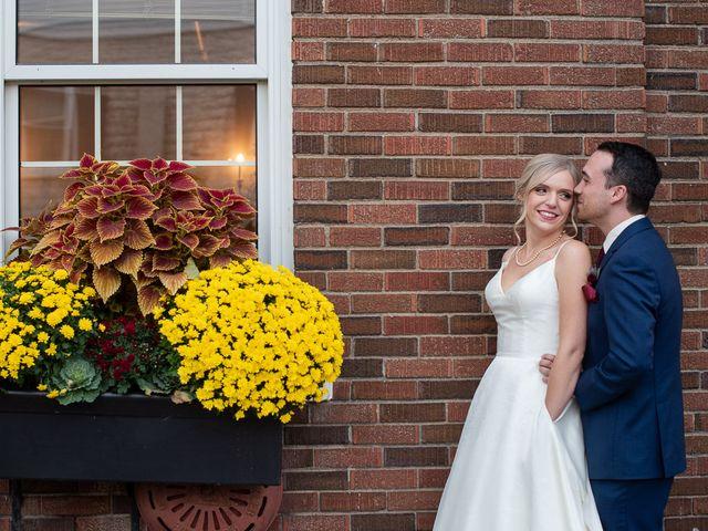 Cody and Beth's wedding in Jordan Station, Ontario 1