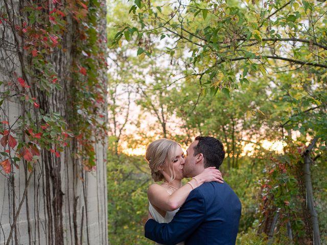 Cody and Beth's wedding in Jordan Station, Ontario 34