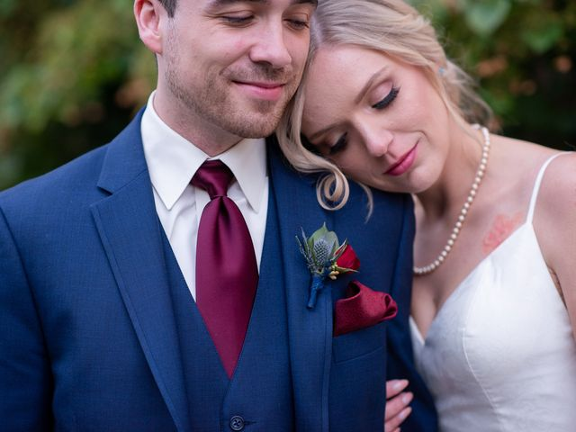 Cody and Beth's wedding in Jordan Station, Ontario 36